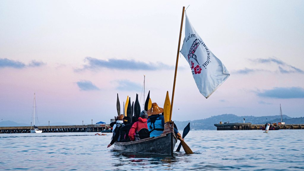 Alcatraz Canoe Journey: Honoring 50 Years of Indigenous Resistance and Persistence