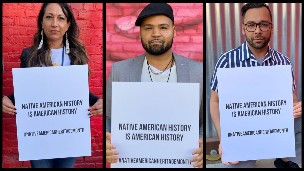 Native American Heritage Month: Indigenous People Will Not be Erased